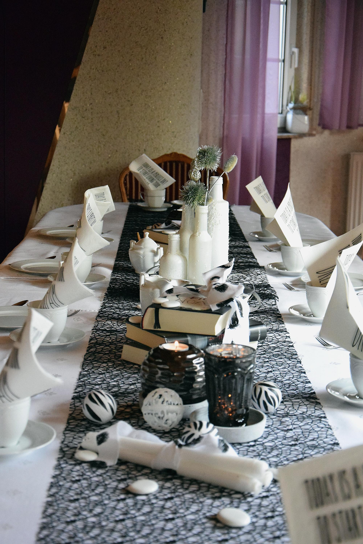 deko schwarz/weiß – heartmann weddingplanner & freier trauredner